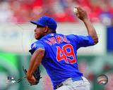 Chicago Cubs - Carlos Marmol Photo Photo