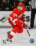 Detroit Red Wings - Damien Brunner Photo Photo