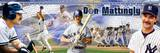 New York Yankees - Don Mattingly Panoramic Photo Photo