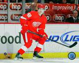 Detroit Red Wings - Corey Emmerton Photo Photo