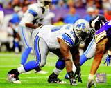 Detroit Lions - Corey Williams Photo Photo