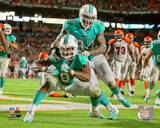 Miami Dolphins - Cameron Wake, Randy Starks Photo Photo