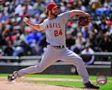 Los Angeles Angels - Dan Haren Photo Photo