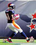 Denver Broncos - Cassius Vaughn Photo Photo