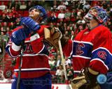 Montreal Canadiens - Carey Price, Maxim Lapierre Photo Photo