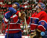 Montreal Canadiens - Carey Price, Maxim Lapierre Photo Photo