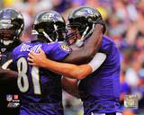 Baltimore Ravens - Anquan Boldin, Joe Flacco Photo Photo