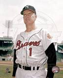 Milwaukee Braves - Del Crandall Photo Photo