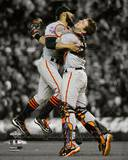 San Francisco Giants - Buster Posey, Sergio Romo Photo Photo