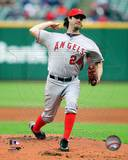Los Angeles Angels - Dan Haren Photo Photo