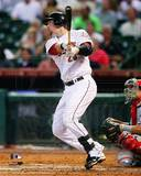 Houston Astros - Chris Johnson Photo Photo