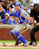 Los Angeles Dodgers - A.J. Ellis Photo Photo