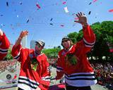 Chicago Blackhawks - Corey Crawford, Patirck Kane Photo Photo