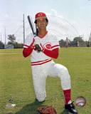 Cincinnati Reds - Dave Concepcion Photo Photo