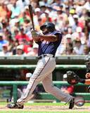 Minnesota Twins - Delmon Young Photo Photo