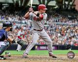Arizona Diamondbacks - Aaron Hill Photo Photo