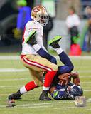 San Francisco 49ers - Aldon Smith Photo Photo