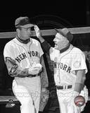New York Mets - Casey Stengel, Roger L. Craig Photo Photo