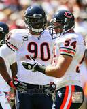 Chicago Bears - Brian Urlacher, Julius Peppers Photo Photo