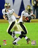 New Orleans Saints - Drew Brees, Reggie Bush Photo Photo