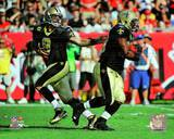 New Orleans Saints - Drew Brees, Mark Ingram Photo Photo