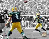 Green Bay Packers - Brett Favre, Donald Driver Photo Photo