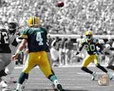 Green Bay Packers - Brett Favre, Donald Driver Photo Photo