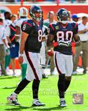 Houston Texans - Andre Johnson, Matt Schaub Photo Photo