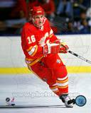 Calgary Flames - Brett Hull Photo Photo