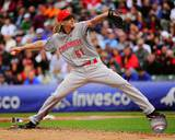 Cincinnati Reds - Bronson Arroyo Photo Photo