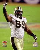 New Orleans Saints - Anthony Hargrove Photo Photo