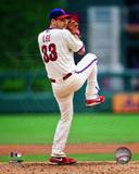 Philadelphia Phillies - Cliff Lee Photo Photo