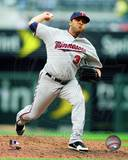 Minnesota Twins - Alex Burnett Photo Photo