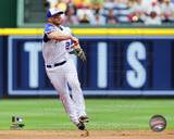 Atlanta Braves - Dan Uggla Photo Photo