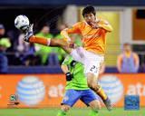 Houston Dynamo - Brian Ching Photo Photo