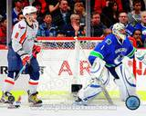 Washington Capitals, Vancouver Canucks - Alexander Ovechkin, Roberto Luongo Photo Photo
