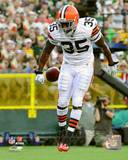 Cleveland Browns - James Harrison Photo Photo