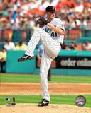 Miami Marlins - Chris Volstad Photo Photo