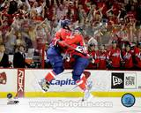 Washington Capitals - Alexander Ovechkin, Mike Green Photo Photo