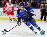 St Louis Blues - David Perron Photo Photo