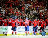 Washington Capitals - Alexander Ovechkin, Nicklas Backstrom, Alexander Semin, Mike Green Photo Photo