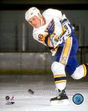 St Louis Blues - Brett Hull Photo Photo