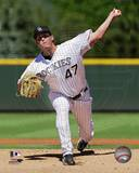 Colorado Rockies - Drew Pomeranz Photo Photo