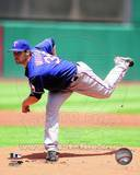 Texas Rangers - C.J. Wilson Photo Photo