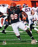 Cincinnati Bengals - Carlos Dunlap Photo Photo