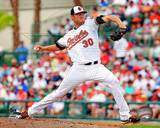 Baltimore Orioles - Chris Tillman Photo Photo