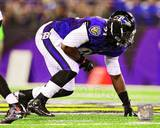 Baltimore Ravens - Courtney Upshaw Photo Photo
