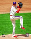 Philadelphia Phillies - Cole Hamels Photo Photo
