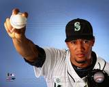 Seattle Mariners - Hector Noesi Photo Photo