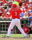 Cincinnati Reds - Chris Valaika Photo Photo